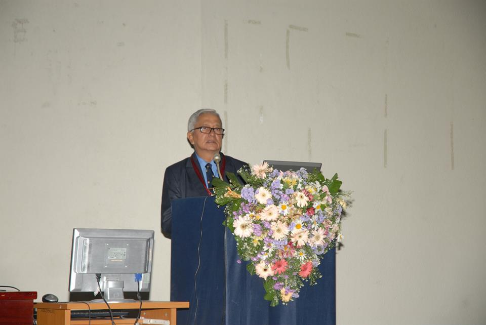 Prof. V.K. Samaranayake Memorial Oration